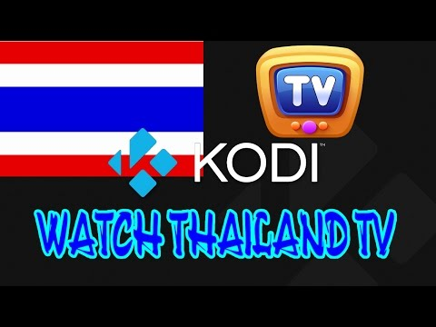 Watch Thailand TV on your computer or androids device for free