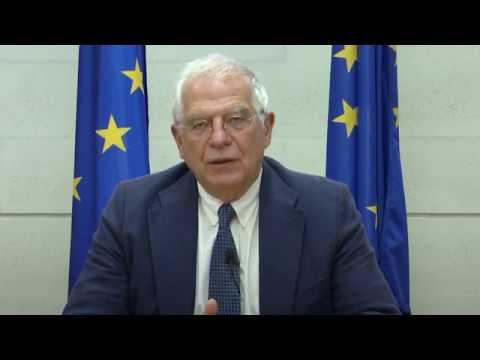 HRVP Borrell UN 75
