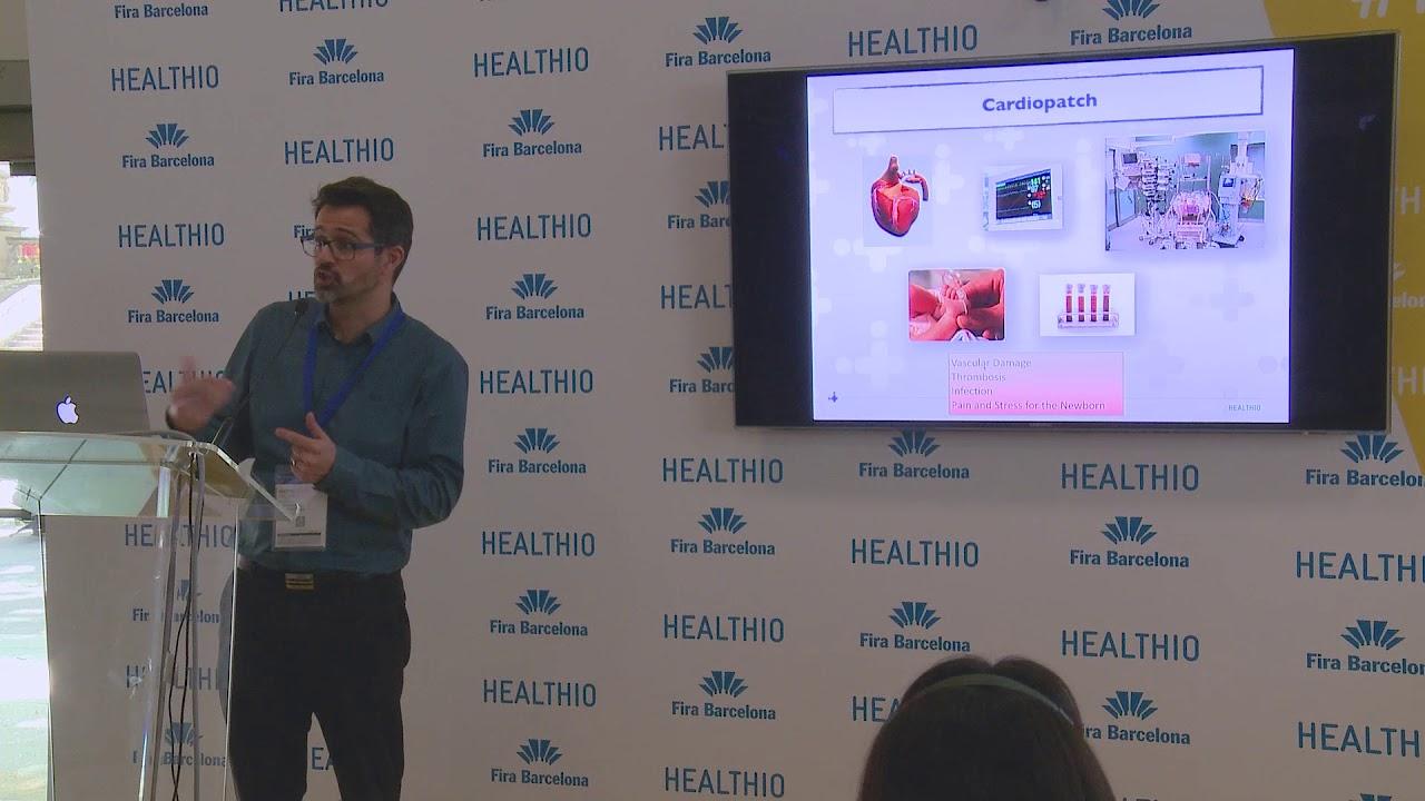 Innovación y nuevas tecnologías en cardiología pediátrica | HEALTHIO 2017