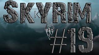 The Elder Scrolls V Skyrim #19 Прыжки с водопада