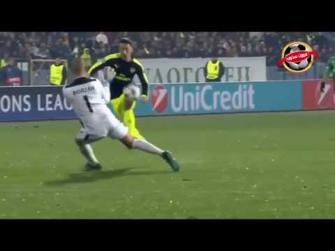 هدف أوزيل الرائع في دوري أبطال أوروبا
