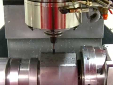 SV815 demo cut_cam shaft