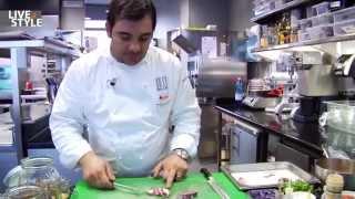 Polipo in due cotture - Ricette dello chef Felix Lo Basso