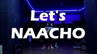 WARM UP SONG Let's Nacho - Kapoor & Sons   Zumba Choreography I V!cky & Aakanksha