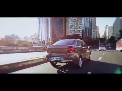 Ford KA+ Sedan Седан класса B - рекламное видео 1