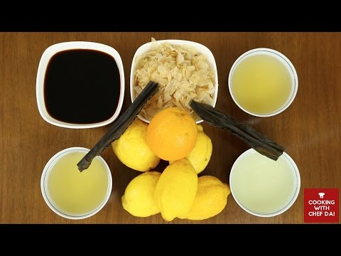PONZU sauce recipe – Simple, authentic and traditional – Cooking with Chef Dai