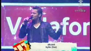 Akcent   Kylie (Vodafone Live 2006 Bulgaria)