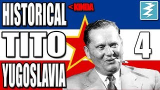 PAN-SLAVIC WORKERS CONGRESS FORMS  [4] Yugoslavia - Death or Dishonor - Hearts of Iron IV