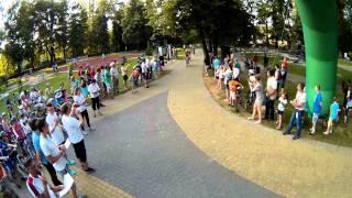 Krosno - Mini wyścig kolarski