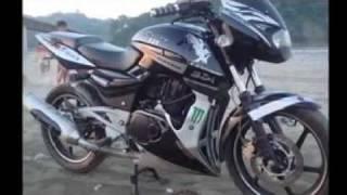 Kawasaki Rouser 220 Modified By: JHUN@PHILS