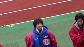 第33回全国女子駅伝3区選手紹介
