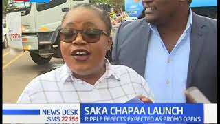 SAKA CHAPAA LAUNCH: Radio Maisha launches the second edition of the Treasure Hunt Promotion