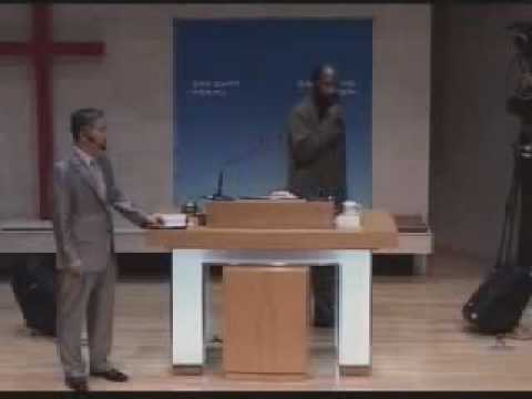 Dr  OWUOR Prophet of the Lord in Korea june 30 2010 pt  11