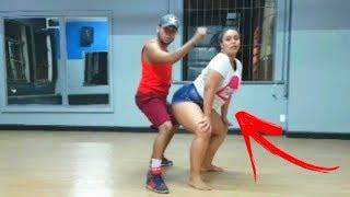 Gordinha Arraza Dançando Abusadamente   MC Gustta E MC DG COREOGRAFIA, Passinho Dos Malokas