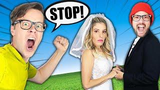 CRASHING Evil Daniels WEDDING To Save BEST FRIENDS