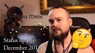 Hvergelmir Mods - Status December 2018