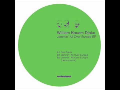 William Kouam Djoko - Jammin' All Over Europe