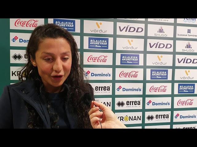 Nadia Nadim: Kem pottþétt aftur