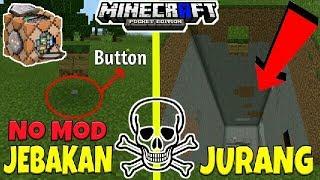 Trik Buat Jebakan Jurang (Pits) No Mod | Command Block Tutorial