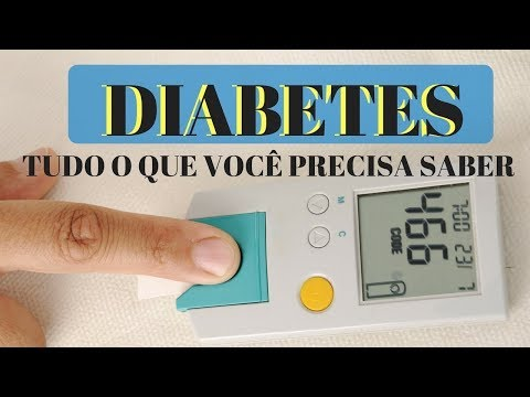 Que pode ficar diabético livre