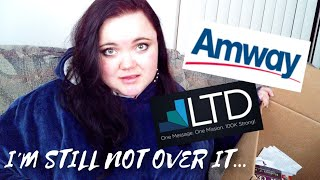 """AMWAY LTD; More Reflection After Quitting My MLM Business; A Look in My """"Breakup Box"""" of Memories"""