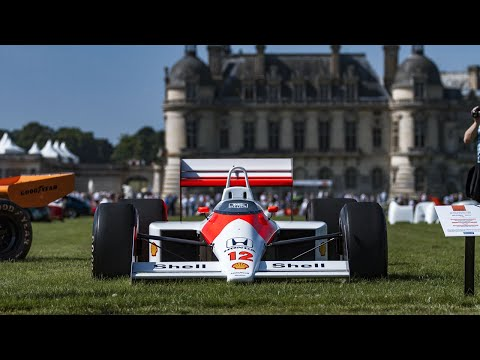 Chantilly Concours D'Elegance 2019 - event review