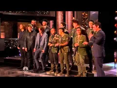 """Sing Off 4 Face Off - Home Free vs The Filharmonic - """"I'm Alright"""" From Caddyshack"""
