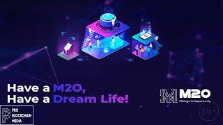 18+ M2O, новый взгляд на программы лояльности /M2O token /M2O coin