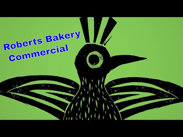 Roberts Bakery Advert