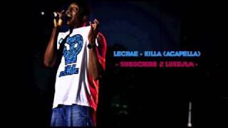 Killa (Acapella) By Lecrae - REHAB [HD - LyricsBelow]