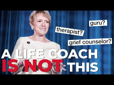 What Life Coaches DON'T Do | Life Coach Certification - YouTube