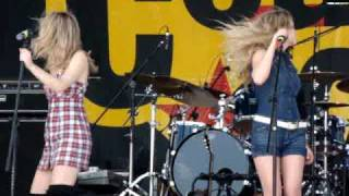 """""""Gimme Some Lovin"""" One More Girl Canada Day Jam 2009"""