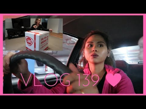 NAGPADALA NG LBC BOX  FOR PHILIPPINES!!