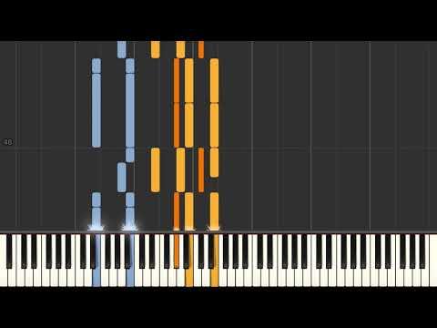 No Shoe Strings On Louise (Elton John) - Piano accompaniment tutorial