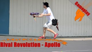 Rival Revolution: Apollo | B.U.R.N. Season 4 Round 6 | Nerf Gameplay