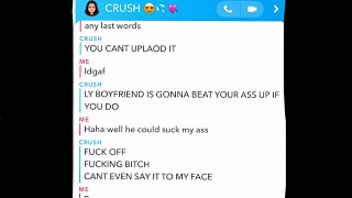 I asked out my crush and she said this..
