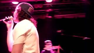 Lukas Graham - Never Let Me Down - 21.01.2013 Uebel & Gefährlich Hamburg