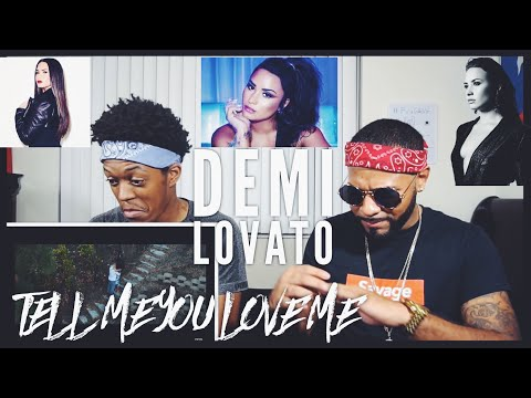 Demi Lovato - Tell Me You Love Me | FVO Reaction