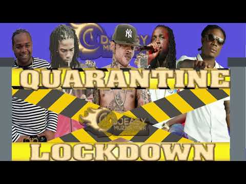 DANCEHALL MIX 2020 QUARANTINE LOCKDOWN 2020 VYBZ KARTEL,TEEJAY,JAHVILLANI,CHRONIC LAW,ALKALINE,POPCA