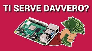 Raspberry Pi 4 è Ottimo. Non Compratelo.