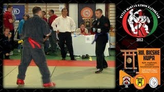 preview picture of video 'Kempo Light-Contact / XII. Bicske Kupa, Magyar KEMPO Bajnokság 2012'