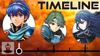 The Complete Fire Emblem Timeline (Archanea, Valentia & Jugdral)   The Leaderboard