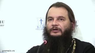 Протоиерей Игорь Фомин о моде на православие
