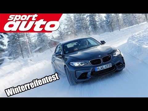 Welchen sportlichen Reifen im Winter? - Reifentest | sport auto