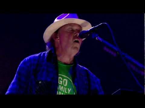 Neil Young Amp Crazy Horse Like A Hurricane