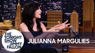 Julianna Margulies Scoops Her Dog