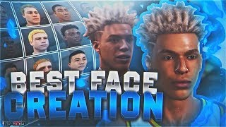 how to make the best looking myplayer in nba 2k19
