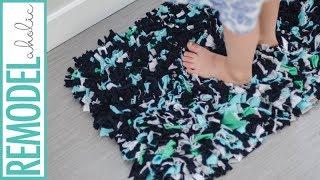 Easy DIY Rag Rug Tutorial + Tips And Tricks