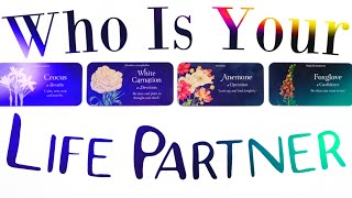 🌸🌼 WHO IS YOUR LIFE PARTNER 🌸🌼 PICK A CARD