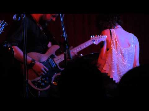 Sister Sparrow and The Dirty Birds--Dr. Feelgood--Hotel Cafe--5 27 15